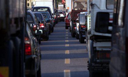 Bergamo in zona rossa, il traffico no: solo il 20% di mezzi in meno
