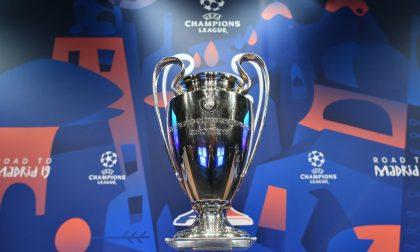 Oggi è una giornata speciale C'è il sorteggio di Champions