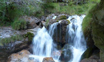 Val Vertova, sporcata dal turismo