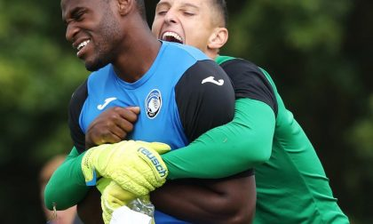 Zapata è pronto a fare gol E no, non andrà all'Inter