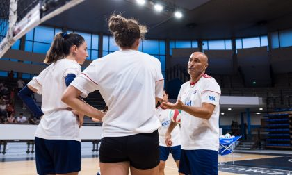 Con coach Abbondanza in panchina si parte da capo: ecco la Zanetti 3.0
