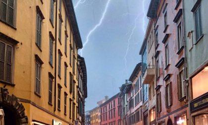 Fulmini e saette su Bergamo – Francesca Quadri