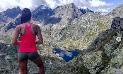 Guardando oltre (Lago Gelt) – Manuela Rotasperti