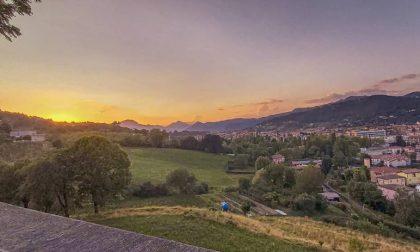Il sole tramonta alla Fara (e su Instagram) – Roberto Chisci