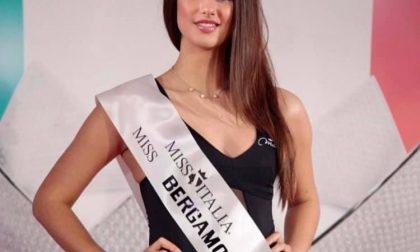 Miss Lombardia, medaglia di bronzo per la nostra Mariagrazia Donadoni