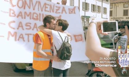 Festa Bikers, oltre 50mila persone e pure una proposta di matrimonio