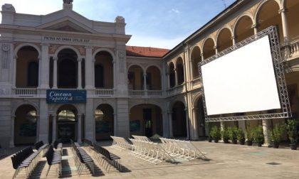 I film all'aperto nell'incanto della Conca d'Oro