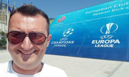Il diario di viaggio di Fabio Gennari A Monaco per i sorteggi Champions