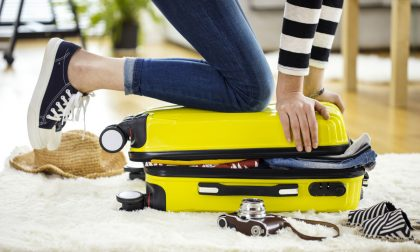Il cafonometro pre vacanziero E la valigia fatta sempre all'ultimo