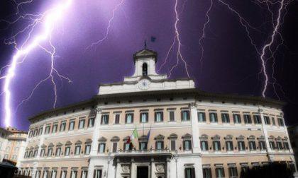 Salvini apre alla crisi di governo e rimane con il cerino in mano