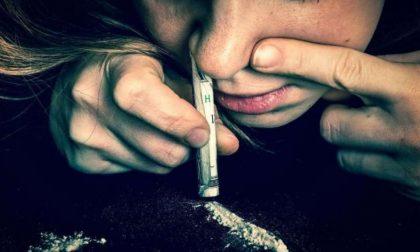 A soli dieci anni sniffa cocaina Tracce di sostanza nel sangue