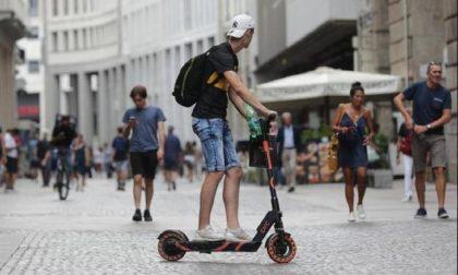 Bergamo punta forte sui monopattini elettrici: varato il bando per il servizio in sharing