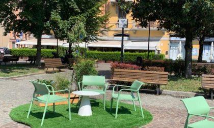 Ferretticasa ha trasformato Piazza Sant'Anna in un giardino