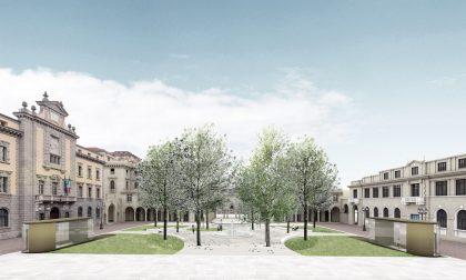 Bergamo si rifà le piazze