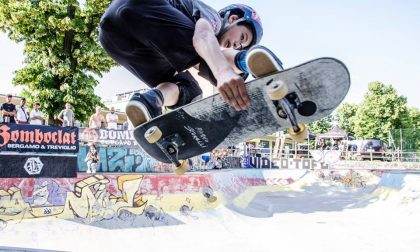 Campionato italiano di skateboard che porta alle Olimpiadi di Tokyo