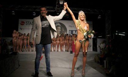 Silvia Palamà è Miss Bagaglino Eletta di fronte a 2mila persone