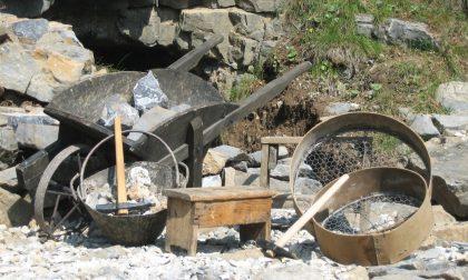 Storie e leggende delle nostre valli Gorno, l'antico mondo delle taissine