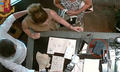 Ruba in gioielleria, presa a Romano Ecco come ha distratto il titolare
