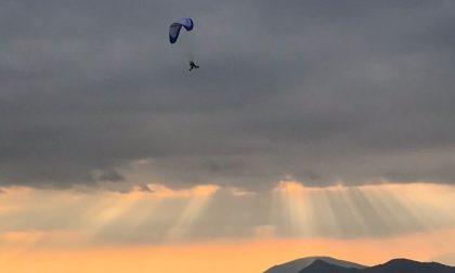 In volo (Colli San Fermo) - Marzia