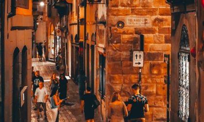 Poesia serale in Città Alta - Pablo Napoli