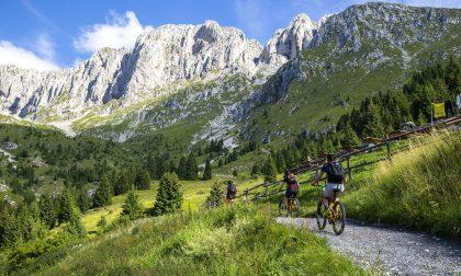 Un mega raduno per le E-Bike La Val Seriana pedala nel futuro