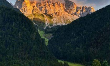Raggi di sole in Val di Scalve – Maria Cristina Rota Nodari