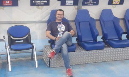Il diario di viaggio di Fabio Gennari In Croazia per il debutto Champions