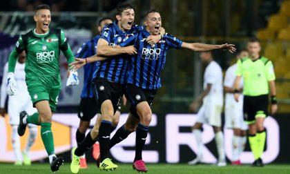 L'Atalanta rimonta la Fiorentina e scaccia anche le streghe