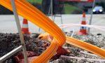 In città ripartono i cantieri per la posa di oltre ventinovemila chilometri di fibra ottica