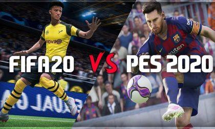 Il grande dilemma dei videogiocatori È meglio FIFA 2020 o PES 2020?