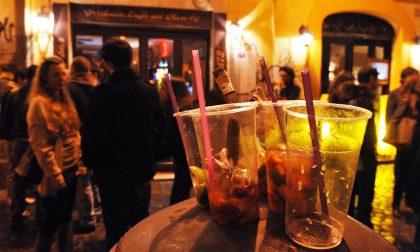 Dalle 18 stop alla vendita e al consumo di alcolici in Malpensata. Multe fino a 1000 euro
