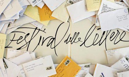 Le lettere, quelle postali, in festival Quattro giornate di bella scrittura