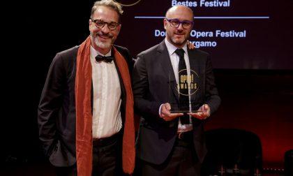 Donizetti Opera, il festival più bello Premio agli Oper! Awards di Berlino