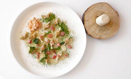 Nell'abbinare pesce e formaggi Cucina Cereda batte Da Vittorio