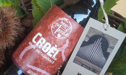 Via Priula ha creato la birra Croèl prodotta con le castagne di Averara