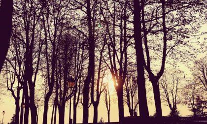 I tramonti da qua son sempre bellissimi – Ilaria