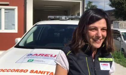 Bambino nasce in ambulanza Intervista al personale sanitario