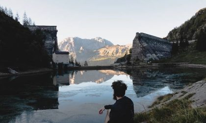 La pace e la bellezza (Diga del Gleno) - Francesco Zibetti
