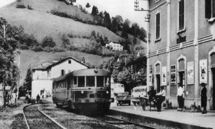 Storie e leggende delle nostre valli Quando il trenino portava a Clusone