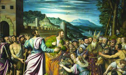 Quante opere di Palma il Giovane ci sono a Bergamo e dintorni?