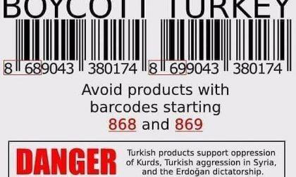 Cinque notizie che non lo erano come boicottare i prodotti turchi