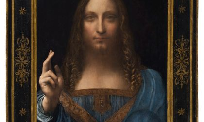 Louvre: ma dove è andato a finire il «Salvator Mundi» di Leonardo?