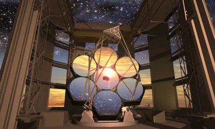 """Totalmente """"made in Lombardia"""" il telescopio più potente del mondo"""