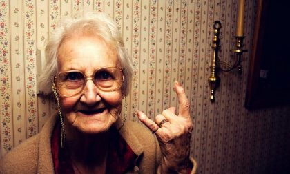 Bergamo ha sempre più centenari La donna più longeva ha 109 anni