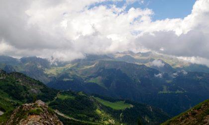 Due creste per una sola, affascinante montagna