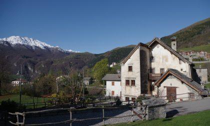 Storia e leggende delle nostre valli Arnosto, dove l'orologio si è fermato