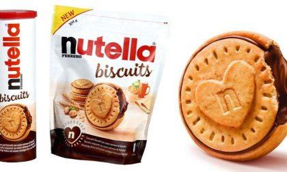 Dipendenti Ferrero: tutti fuori a promuovere Nutella biscuit