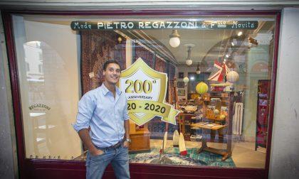 Bruno e quei duecento anni di sogni vissuti dentro Regazzoni Tappeti