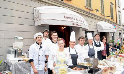 """Dopo 36 anni di buona cucina Giopì e Margì diventa """"storico"""""""