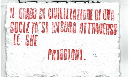 Evasione dal carcere di Bergamo con la mostra Lib(e)ri della Gamec